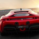 Noul Ferrari SF90 Stradale - Informații și fotografii oficiale