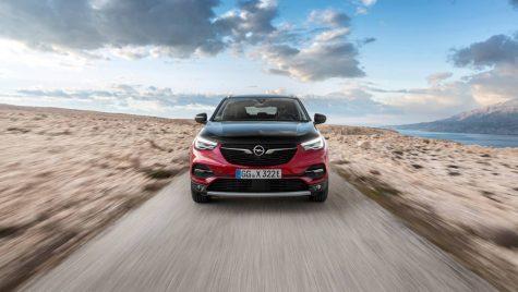 Noul Opel Grandland X Hybrid4 – Informații și fotografii oficiale