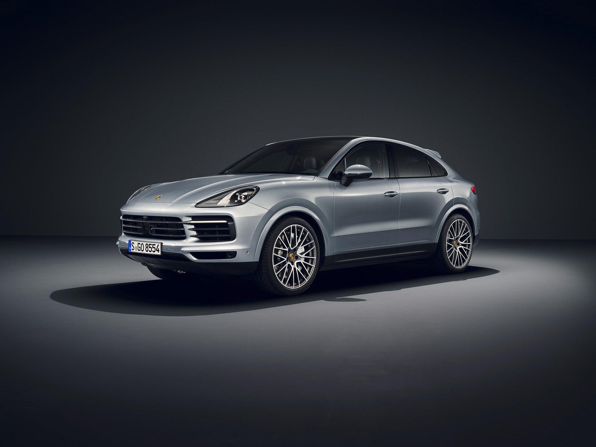 Porsche Cayenne S Coupe (1)