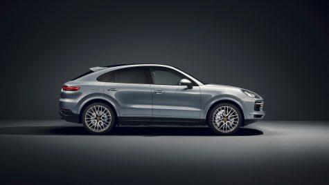 Noul Porsche Cayenne S Coupe – Informații și fotografii oficiale