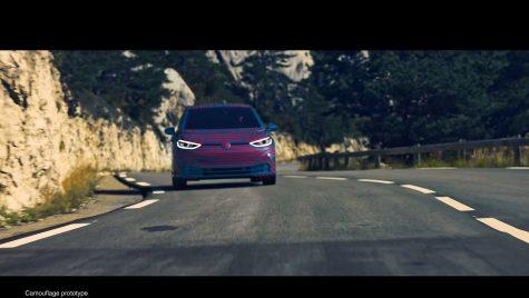 Primele imagini cu interiorul viitorului Volkswagen ID.3