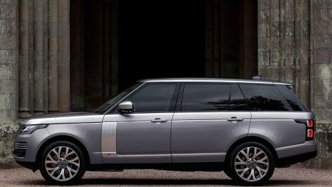 Range Rover primește un motor nou. Ce putere are noul propulsor?
