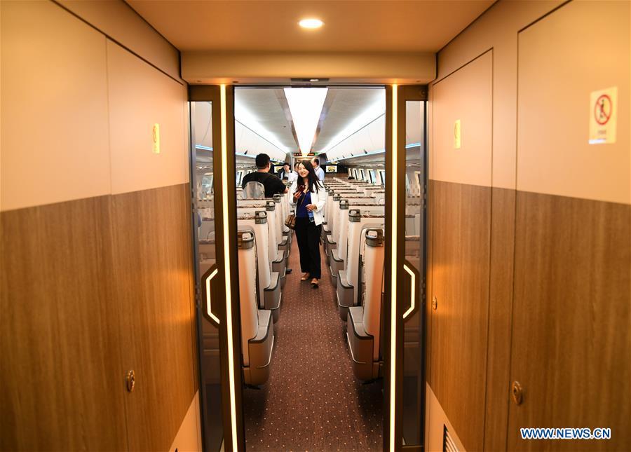 Tren Maglev 3