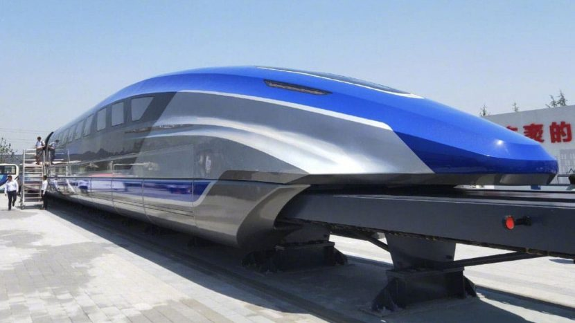 Tren Maglev