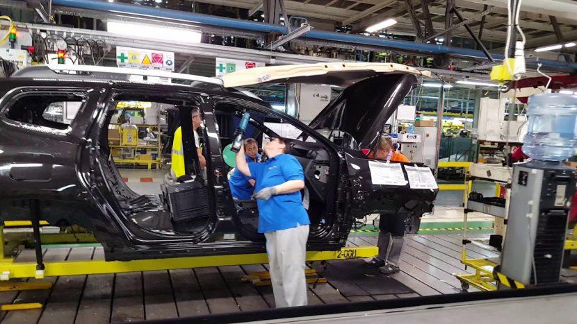 Uzina Dacia 2