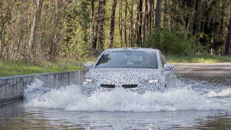 Cum este testat viitorul Opel Corsa?