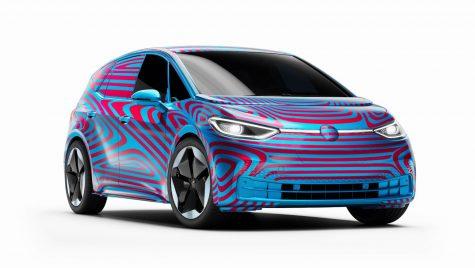 Record la Volkswagen! Mii de pre-comenzi pentru ID.3! Sunt și români pe listă!