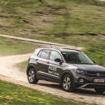 Test drive Volkswagen T-Cross 1.0 95 CP – Polo se crede Touareg