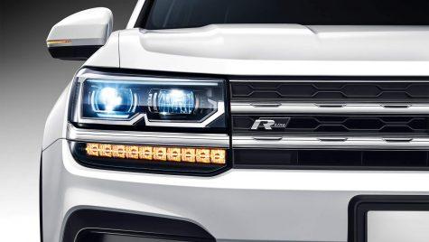 Volkswagen Tarek – Așa arată SUV-ul interzis europenilor