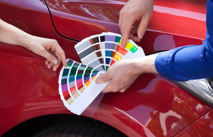 culori mașini
