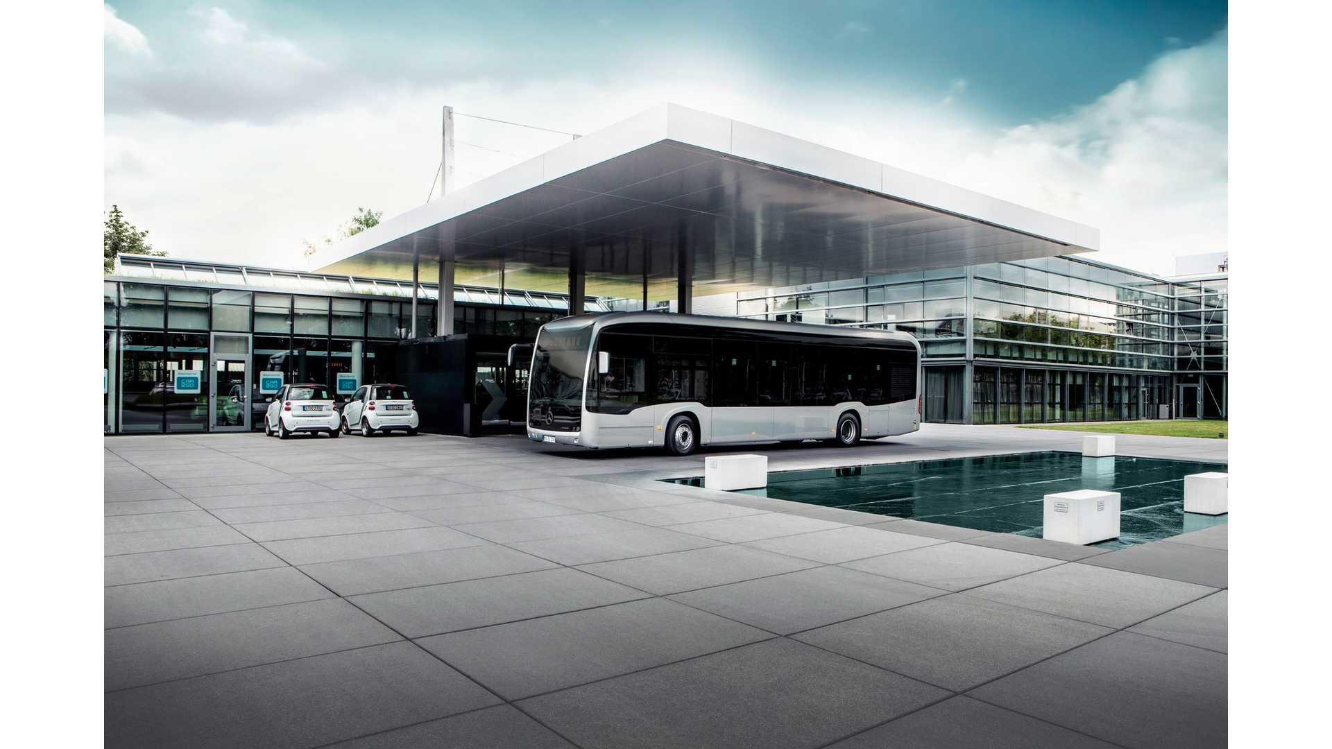 Mercedes-Benz Citaro hibrid