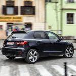 test Audi A1 Sportback