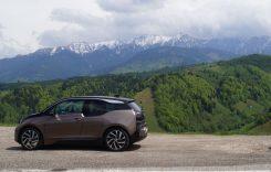 Test BMW i3 120Ah: peste 300 km în mod real