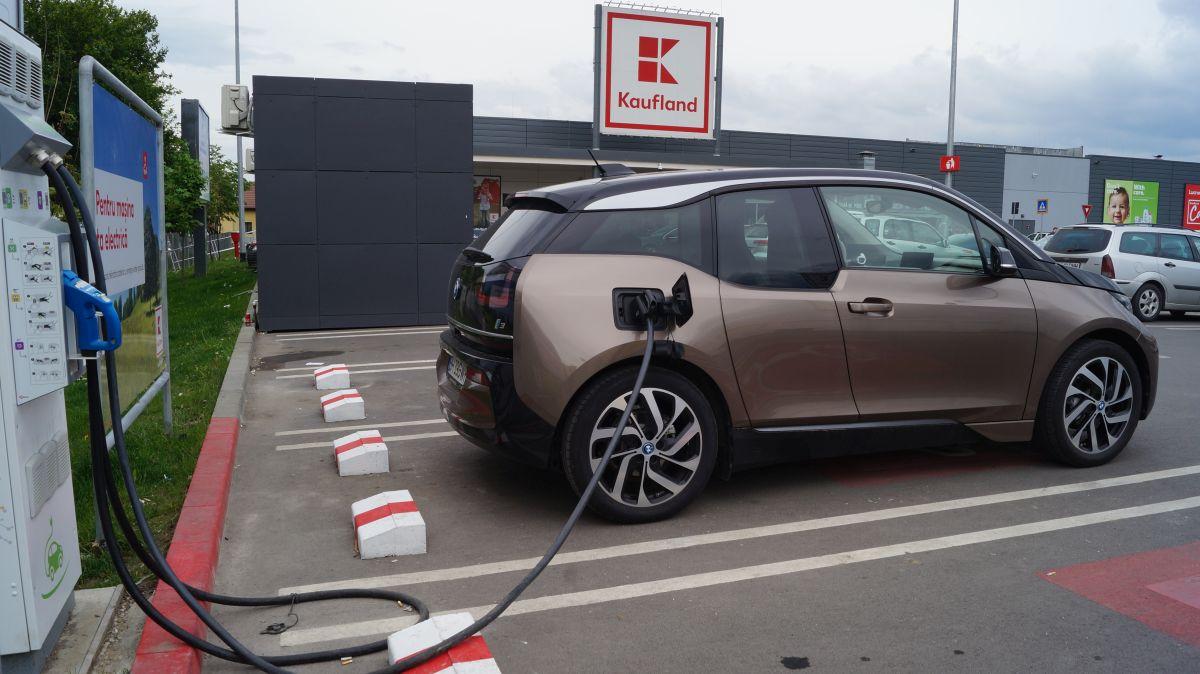 test BMW i3 120 Ah 2019