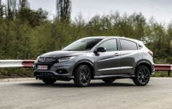 Test Honda HR-V 1.5 Turbo Sport CVT