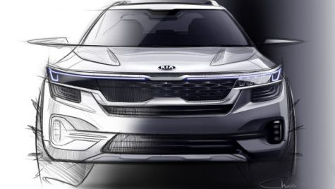 Cum se va numi noul SUV Kia?