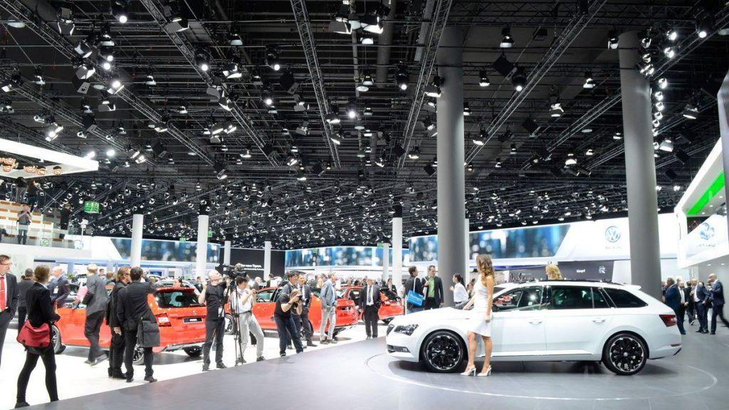 Salonul Auto de la Frankfurt