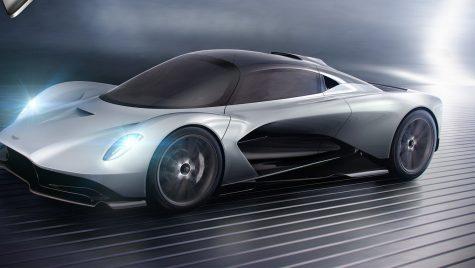 Ce nume exotic va primi viitorul hypercar de la Aston Martin?