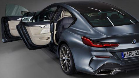 Porsche Panamera e în gardă! Cum arată viitorul său rival, BMW Seria 8 Gran Coupe