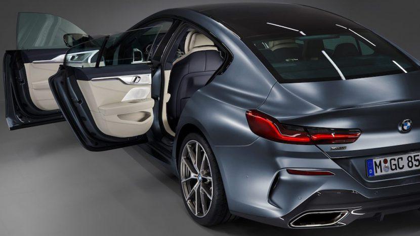 BMW Seria 8 Gran Coupe (2)