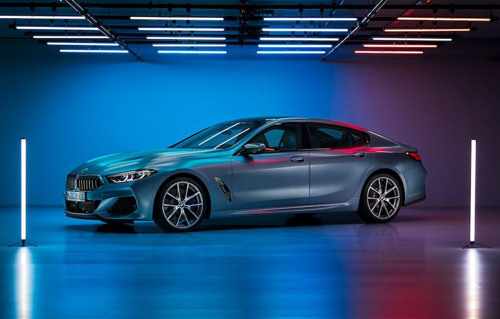 BMW Seria 8 Gran Coupe (4)