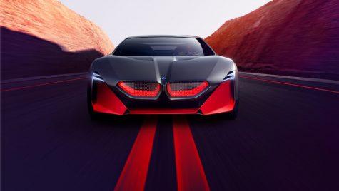 BMW Vision M Next – Cum vor arăta modelele M în viitor?