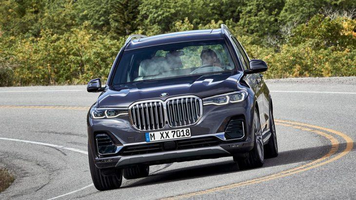 Test drive BMW X7 xDrive M40i