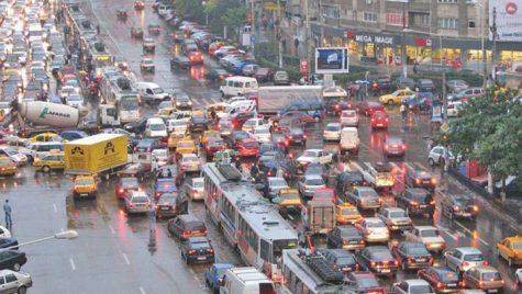 Topul celor mai aglomerate orașe din Europa. Pe ce loc este București?