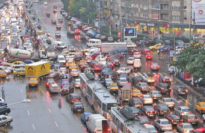 Bucuresti trafic