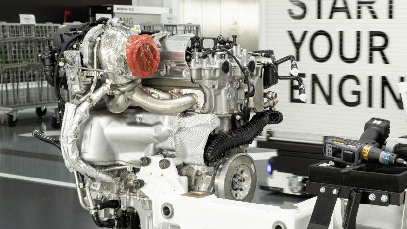 Cel mai puternic motor cu patru cilindri (4)