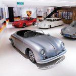 La 5 ani de la moartea sa, colecția de modele Porsche e scoasă la licitație