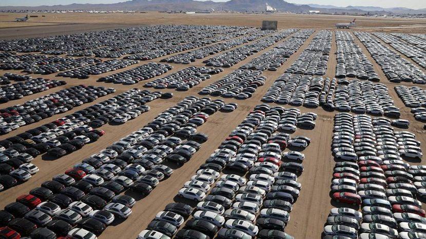 Diesel Volkswagen Mojave (8)