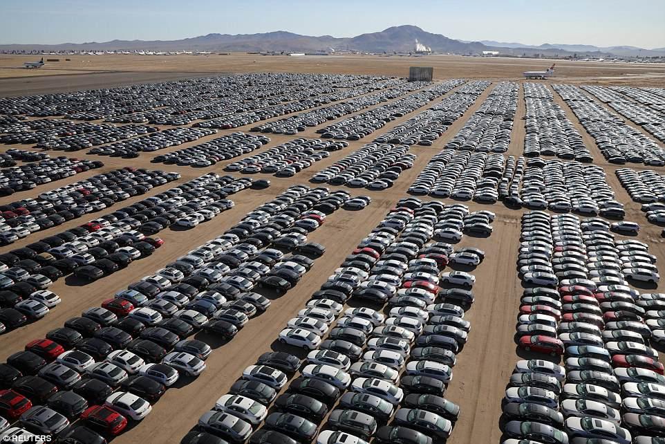 Volkswagen primește o nouă lovitură în scandalul dieselgate
