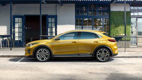 Prima imagine cu interiorul viitorului SUV Kia XCeed