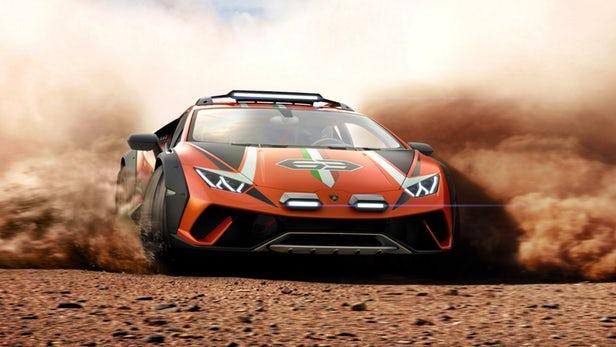 Lamborghini Huracan Sterrato (2)