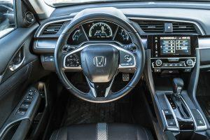 Honda Civic Sedan 1.5 VTEC Turbo CVT