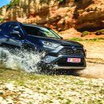 Test Toyota RAV4 2.5 Hybrid VVT-iE 4×4 Luxury