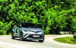 Test Toyota C-HR C-ult Style bi-tone 1.8 HSD