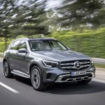 Test drive Mercedes-Benz GLC 300 d 4Matic facelift