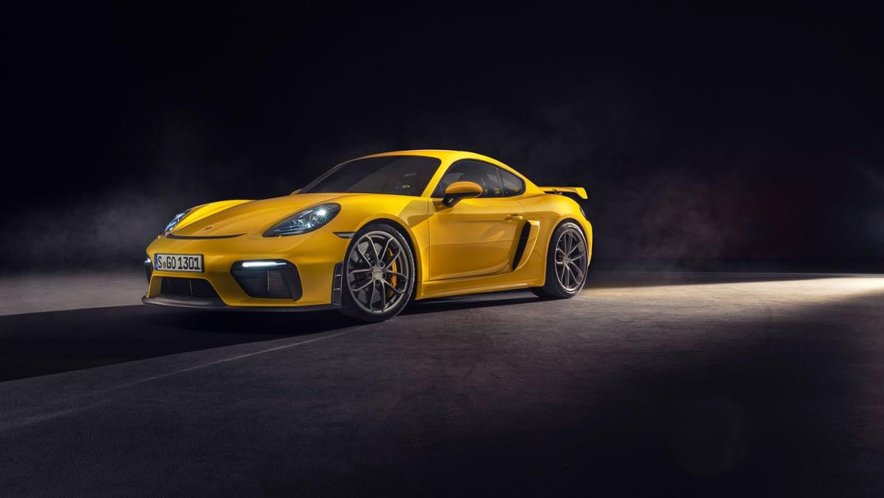 Noile Porsche 718 Boxster Spyder și 718 Cayman GT4 - Informații și fotografii oficiale (2)