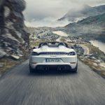 Noile Porsche 718 Boxster Spyder și 718 Cayman GT4 - Informații și fotografii oficiale (7)