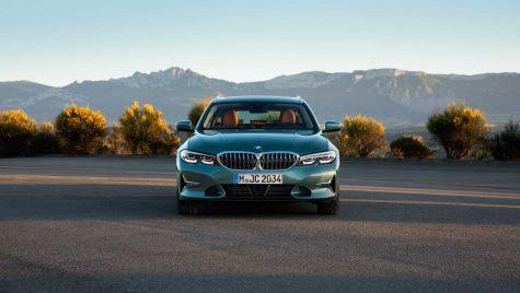 Noul BMW Seria 3 Touring – Informații și fotografii oficiale