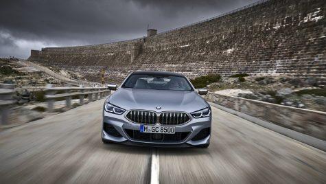 Noul BMW Seria 8 Gran Coupe – Informații și fotografii oficiale