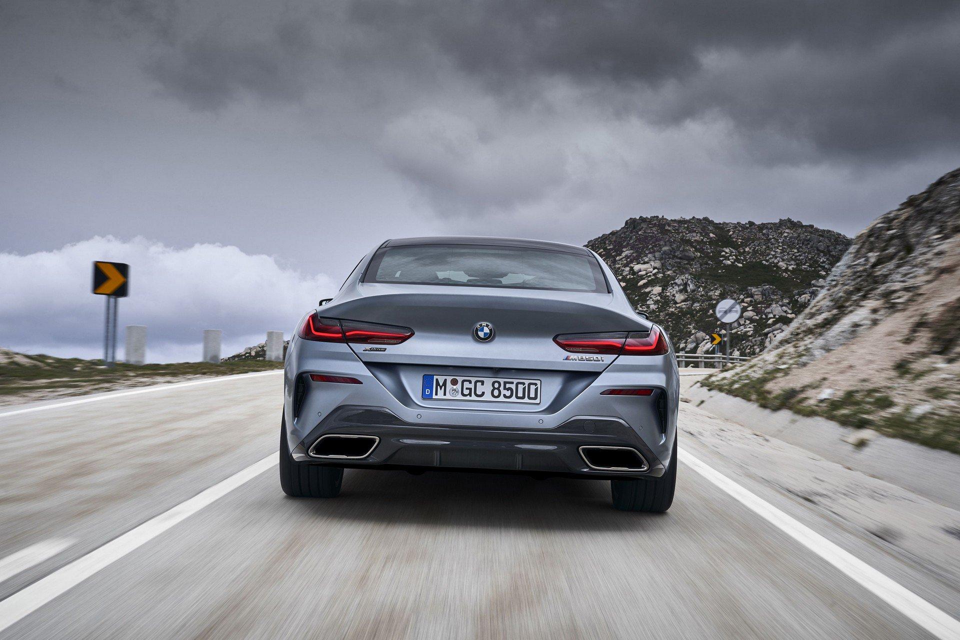 Noul BMW Seria 8 Gran Coupe (22)