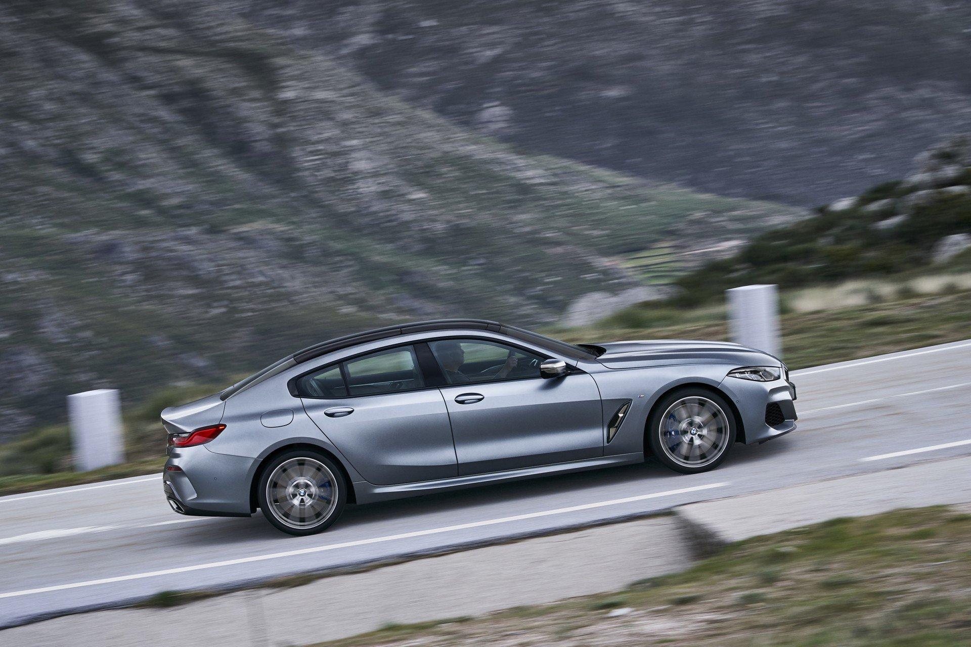 Noul BMW Seria 8 Gran Coupe (34)