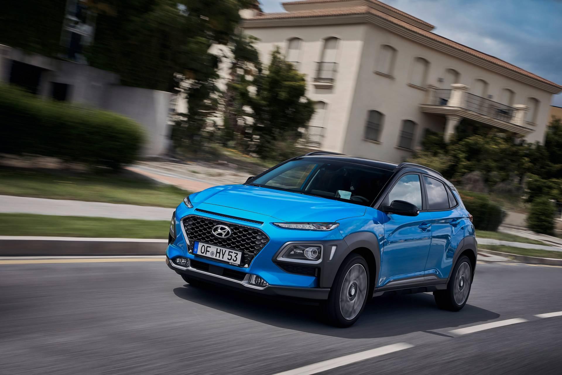 Noul Hyundai Kona Hybrid (9)