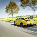 Noul Mercedes-AMG CLA 35 Shooting Brake - Informații și fotografii oficiale (11)