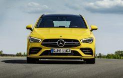 Noul Mercedes-AMG CLA 35 Shooting Brake – Informații și fotografii oficiale