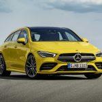 Noul Mercedes-AMG CLA 35 Shooting Brake - Informații și fotografii oficiale (20)