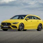 Noul Mercedes-AMG CLA 35 Shooting Brake - Informații și fotografii oficiale (5)